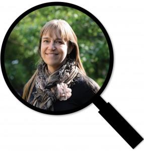 Kerstin Bergman CrimeGarden